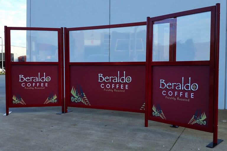 Cafe Barrier - Beraldo