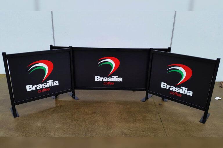 Cafe Barrier - Brasilia