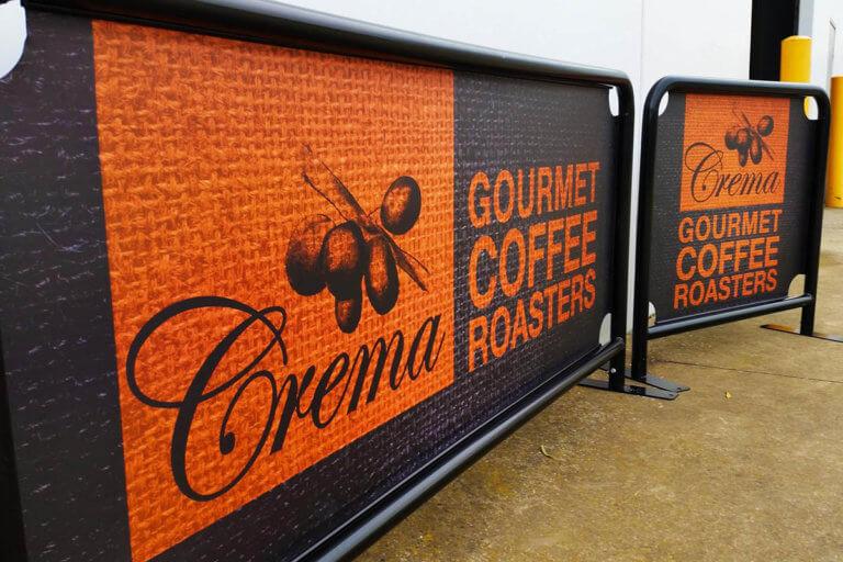 Cafe Barrier - Crema