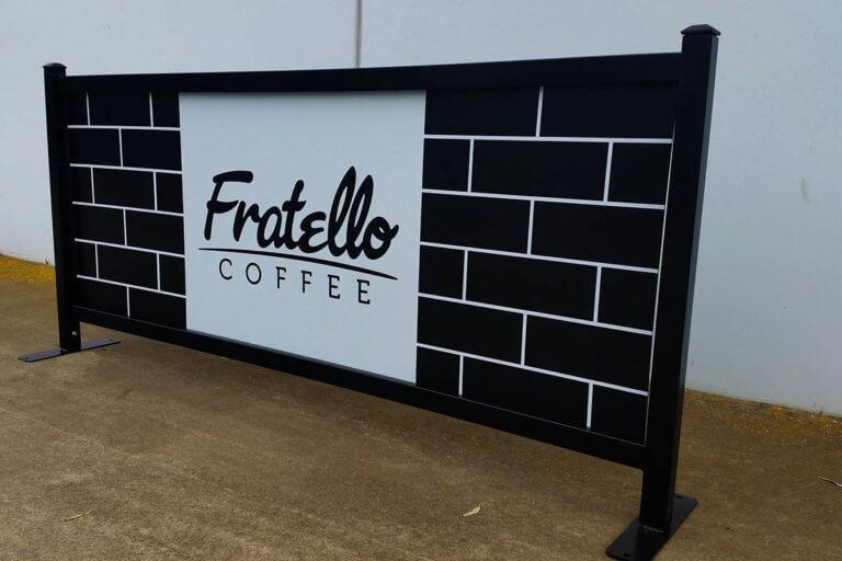 Cafe Barrier - Fratello