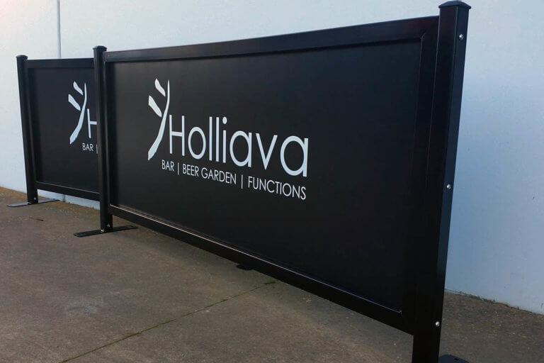 Cafe Barrier - Holliava