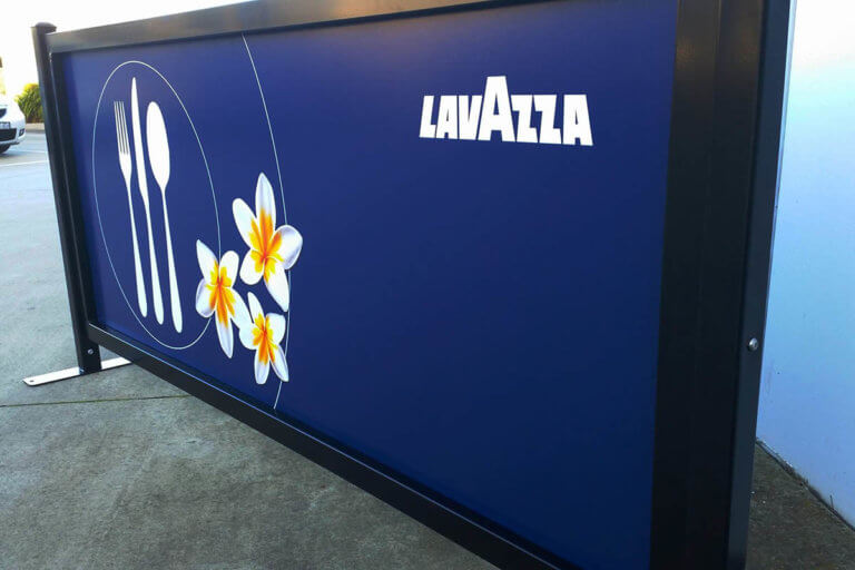 Cafe Barrier - Lavazza