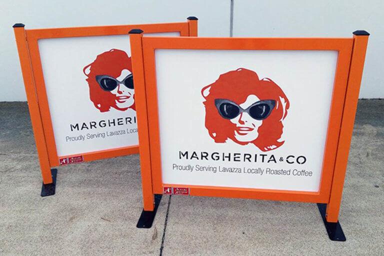 Cafe Barrier - Margherita & Co