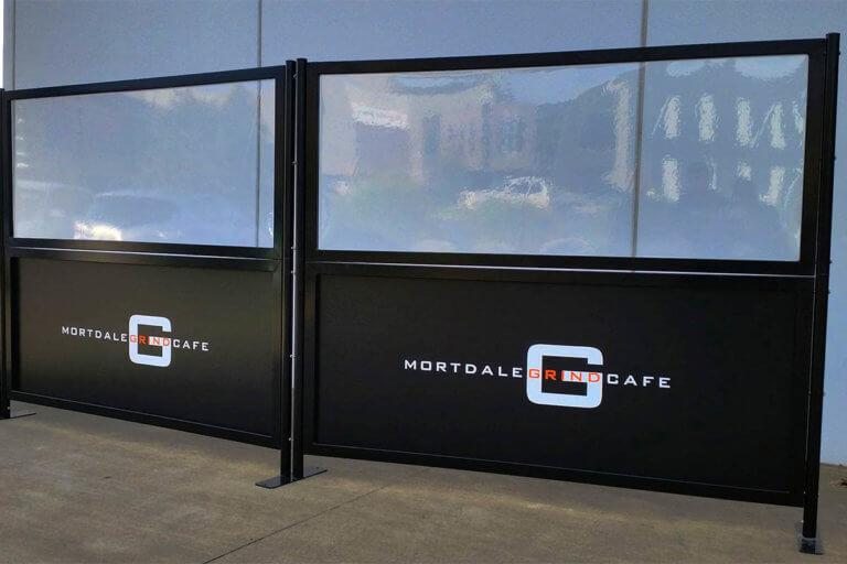 Cafe Barrier - Mortadale