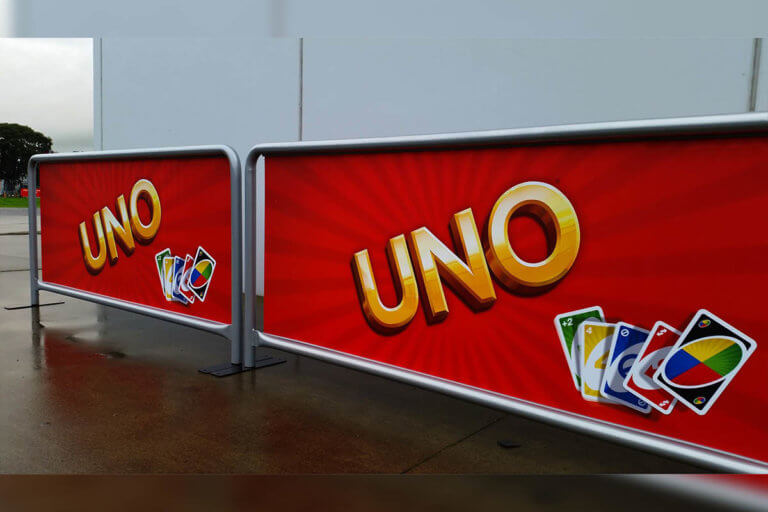 Cafe Barrier - Uno