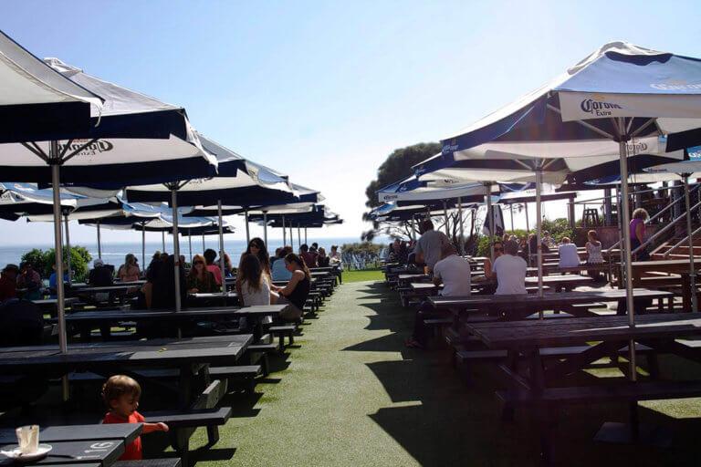 Cafe Pro Plus Umbrella - Corona
