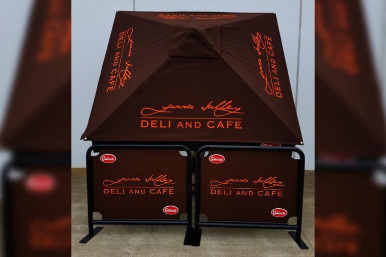 Cafe Pro Plus Umbrella - YV Deli