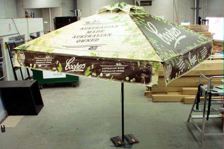 Cafe Pro Plus Umbrella - Coopers