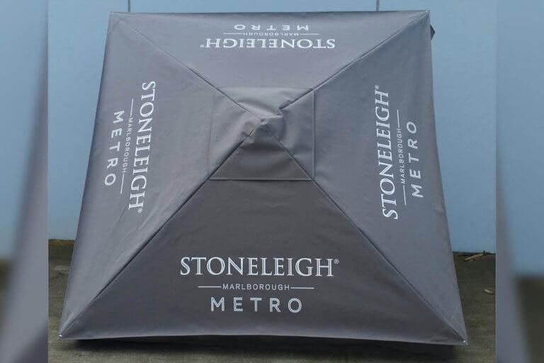Cafe Pro Plus Umbrella - Stoneleigh