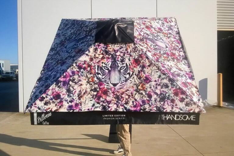 Cafe Pro Plus Umbrella - Vittoria Limited