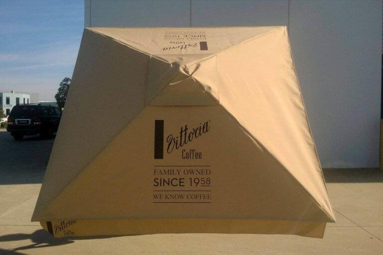 Cafe Pro Plus Umbrella - Vittoria