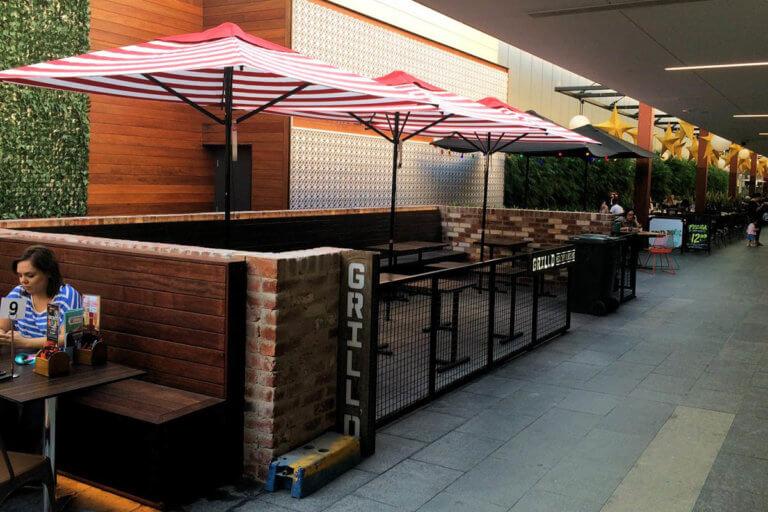 Cafe Pro Umbrella - Grilld